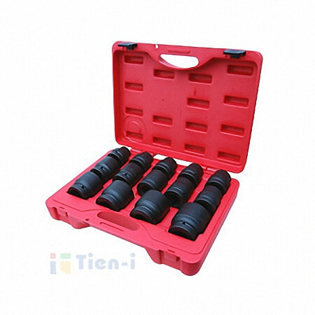 "14PC 1""DR. IMPACT SOCKET SET"