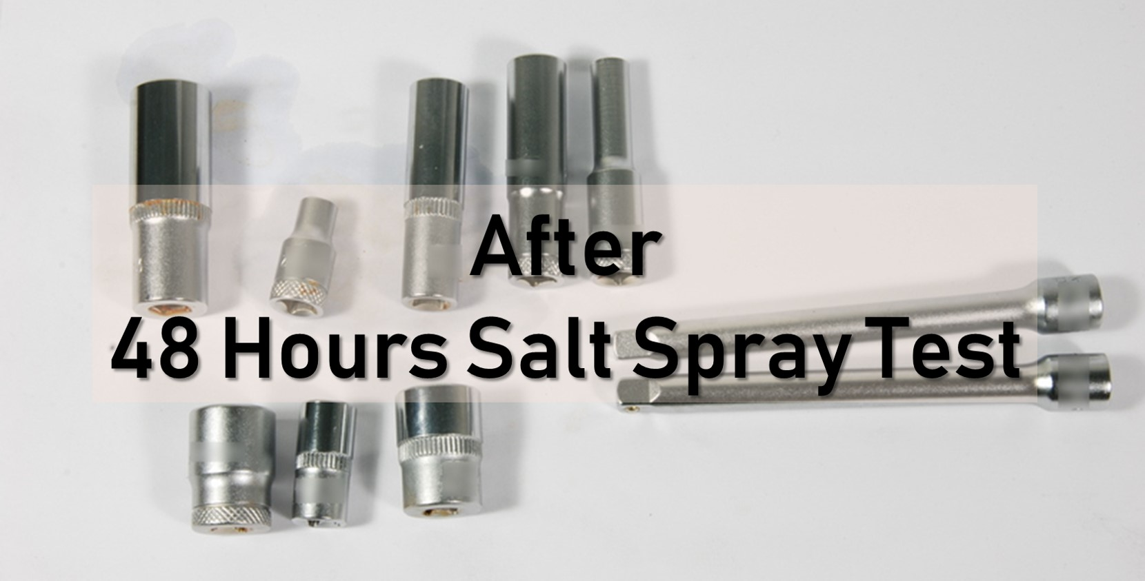 Socket Salt Spray Test