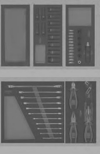 tool case assortment design